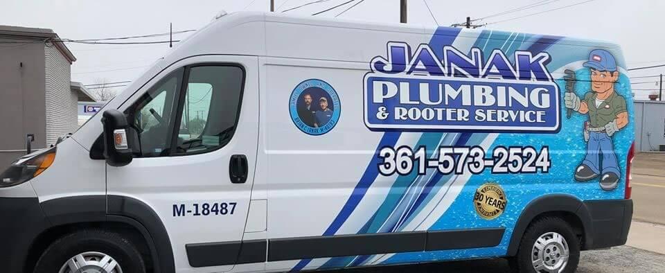 Janak Plumbing In Victoria Texas